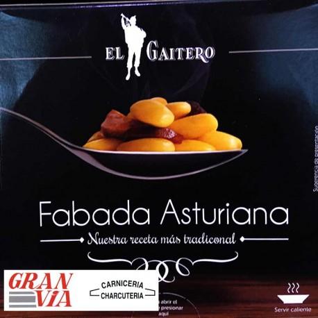 Fabada Asturiana El Gaitero  1,3Kg