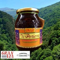 Miel asturiana  de Tineo De Pertierra envase 1 Kg. Comprar online.