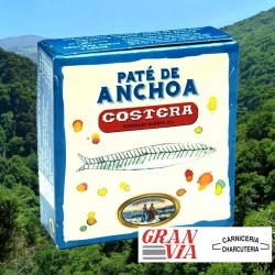 Paté de anchoa del Cantábrico - Costera