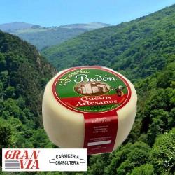 Queso Bedón de Cabra 500 gr. Posada de Llanes (Asturias)
