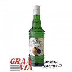 Licor de manzana verde Los Serranos 70cl.