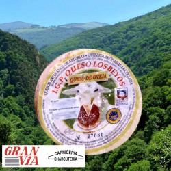 Queso asturiano de Los Beyos de oveja - Comprar online
