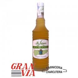 Licor de orujo de manzana Los Serranos 70 cl.